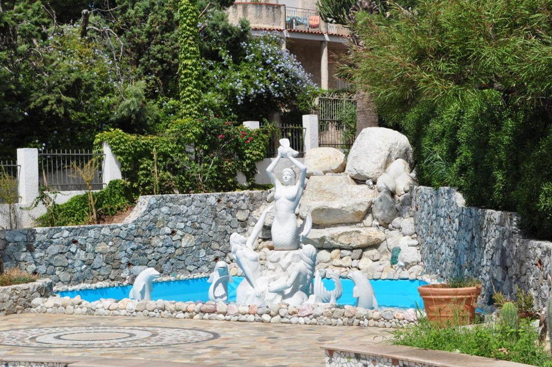 Aussenansicht Hotel Stella Marina