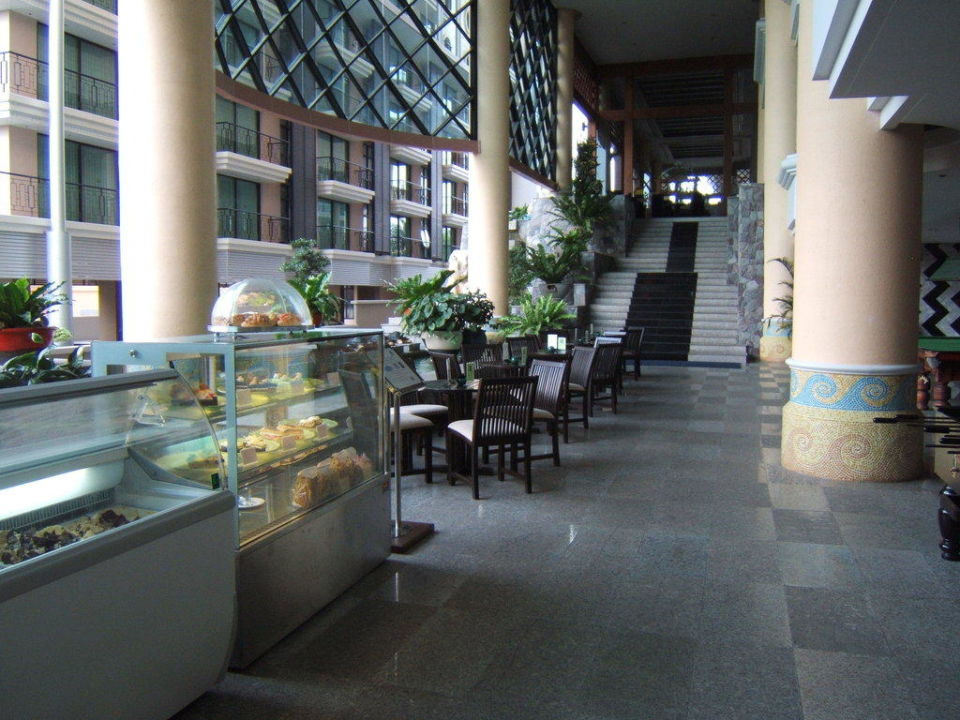 Fruit Bar Hotel Long Beach Garden