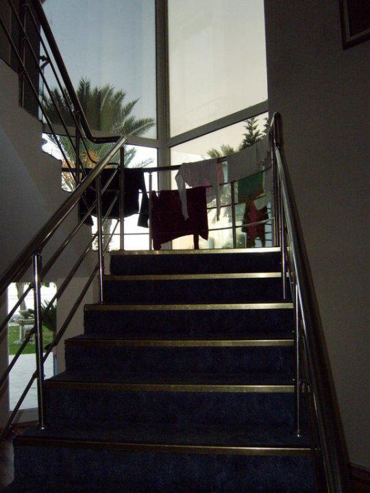 Gartenvilla - Aufgang zum Zimmer Hotel Royal Palm Resort
