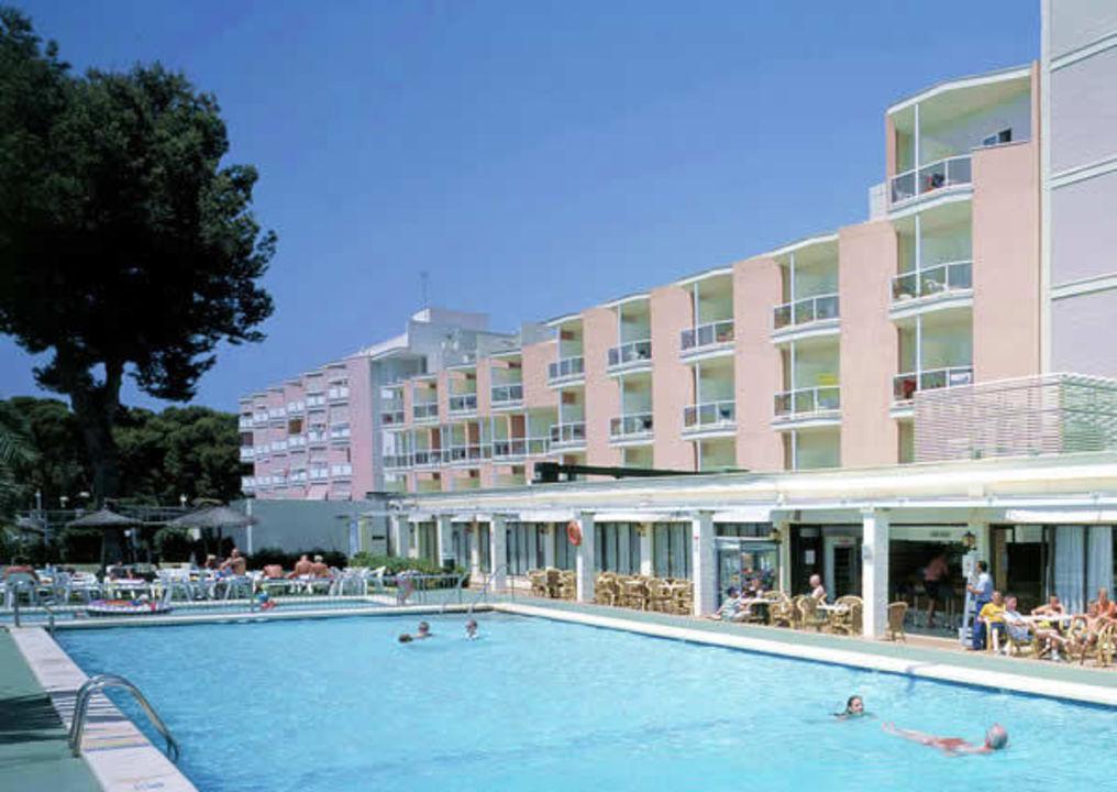 Bild sauberer teller zu hotel globales playa santa ponsa for Aparthotel d or jardin de playa santa ponsa