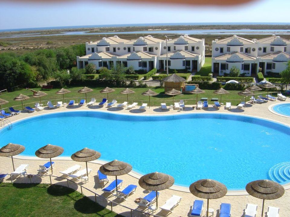 Nice View Of The Swimming Pool Hotel Cabanas Park Resort Cabanas Holidaycheck Algarve