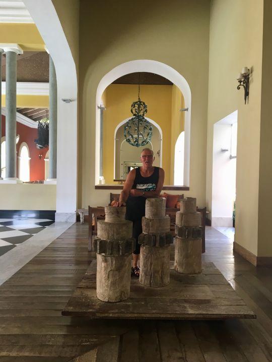 Lobby Iberostar Bahia