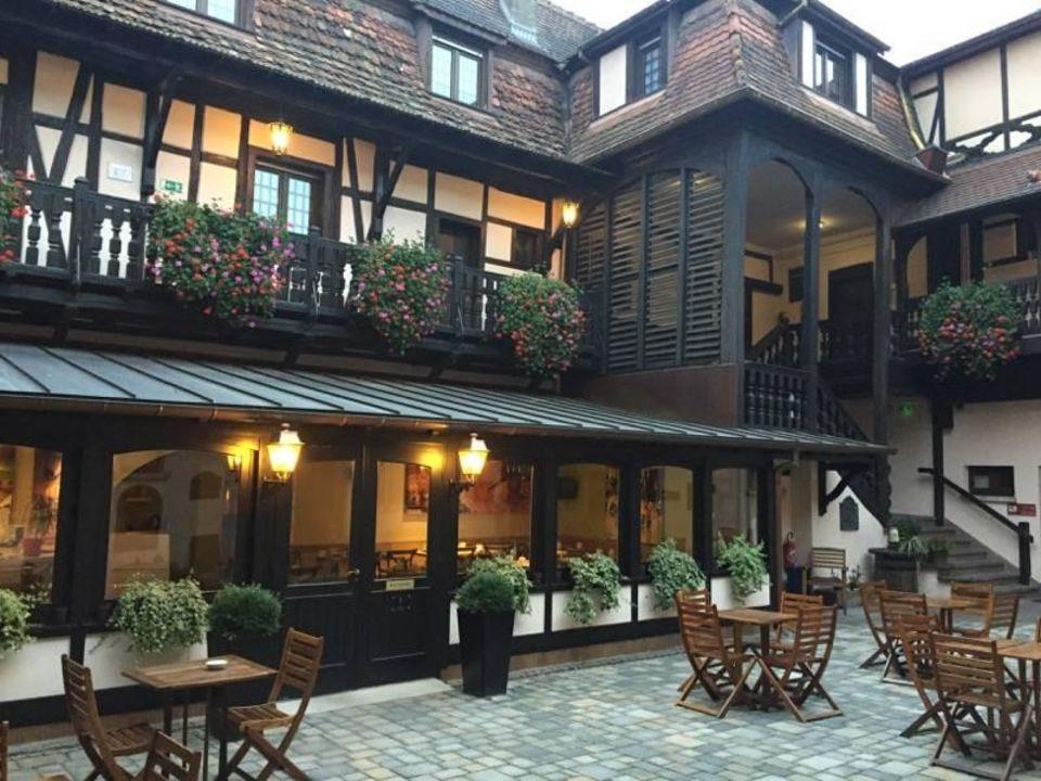 Restaurant Hotel Obernai