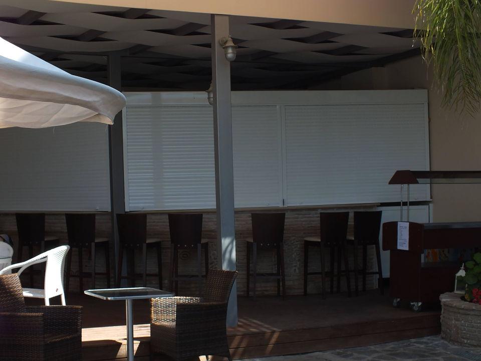 Bar przy basenie Mavrikos Hotel Zante