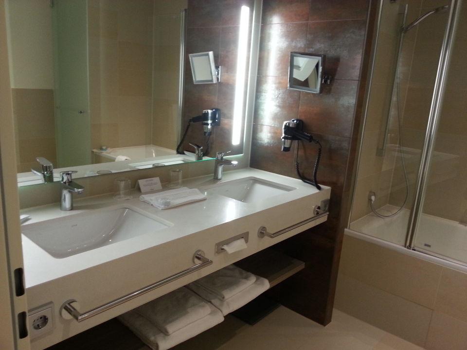 Badezimmer steigenberger hotel bremen
