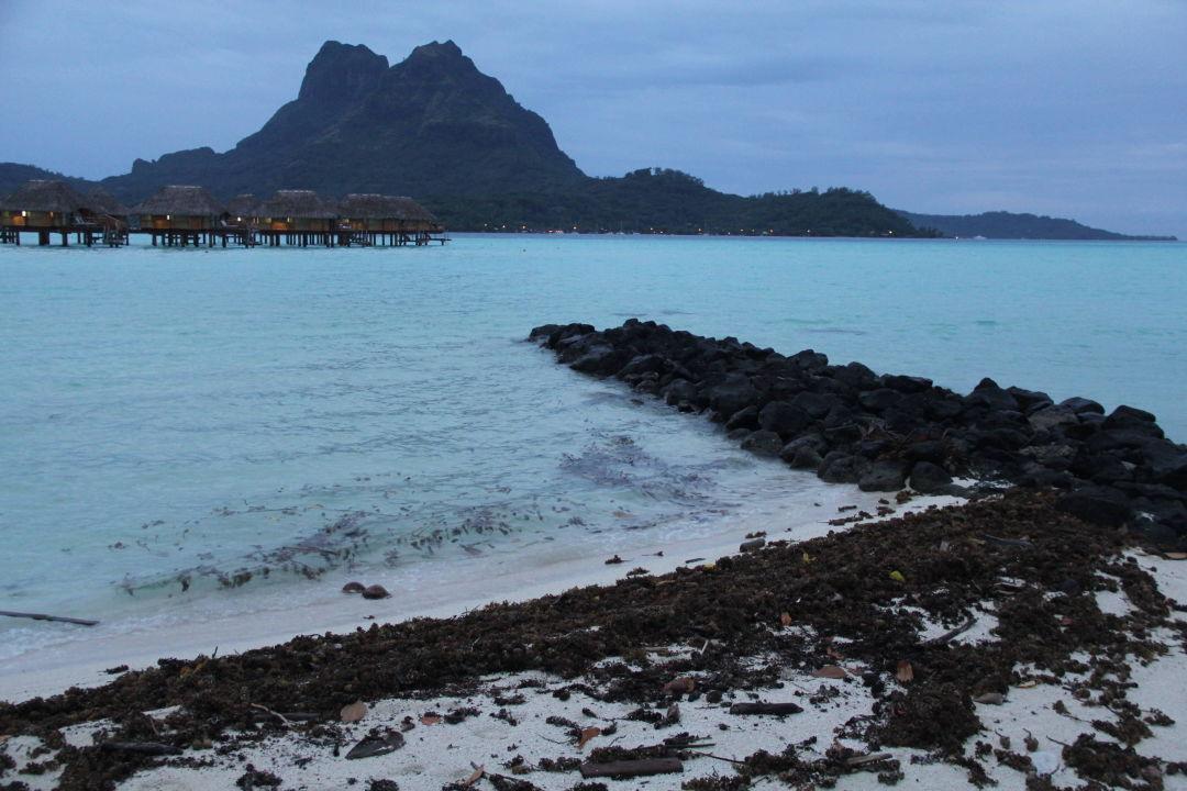 Unfassbar Bora Bora Pearl Beach Resort & Spa