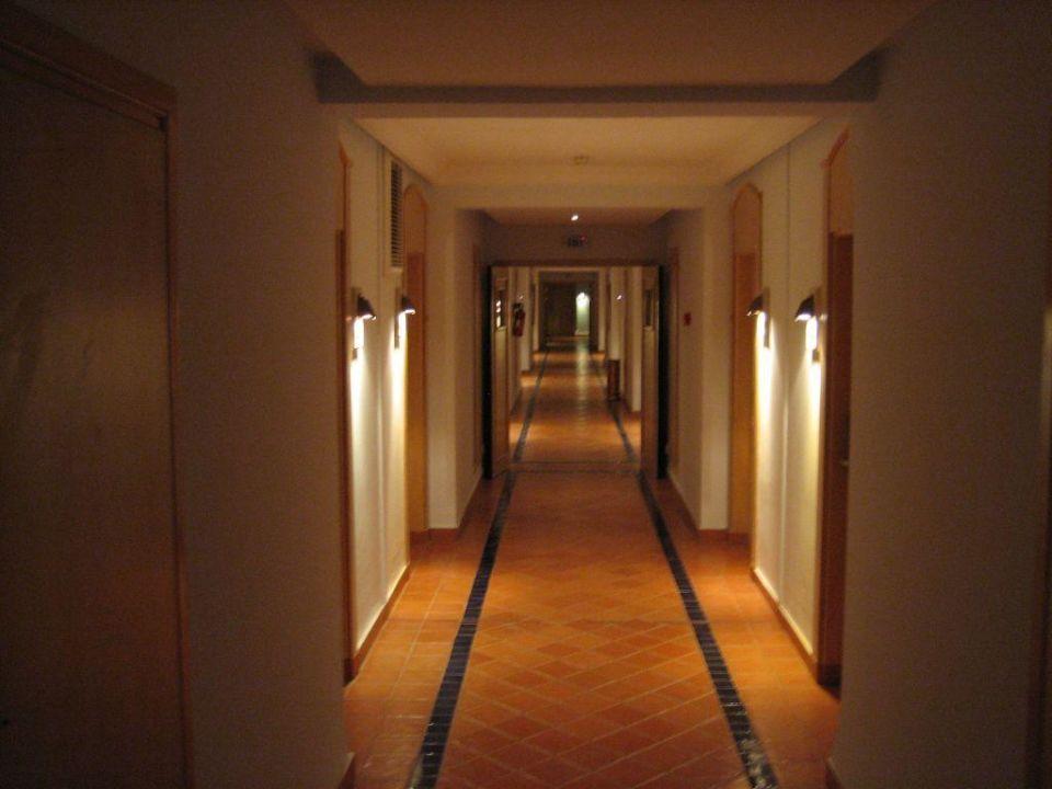 Hotelflur Hotel Medina Belisaire & Thalasso