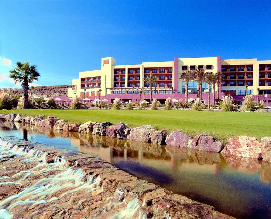 Hotel y Hoyo 18 Hotel Valle del Este Golf Spa