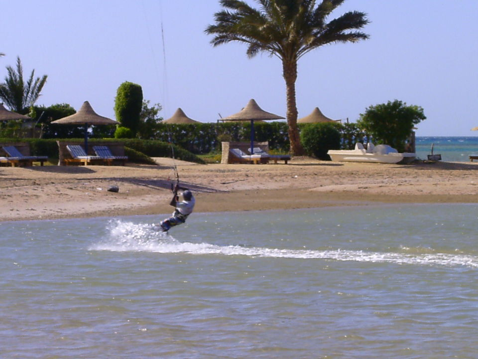 Kitesurf-Profi Movie Gate Golden Beach Hurghada