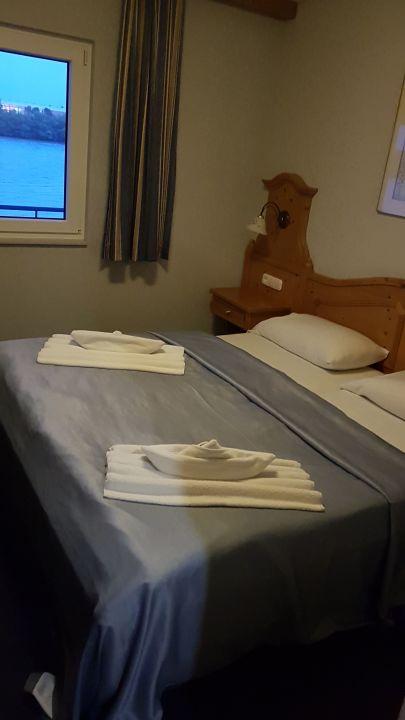 Zimmer Hotel Aquamarina