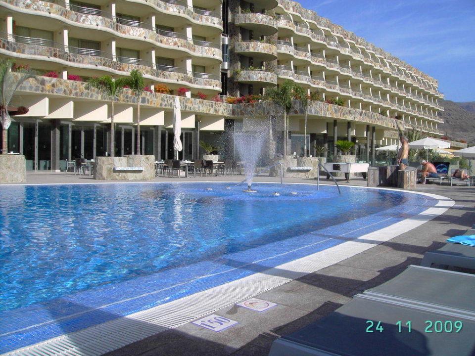 Pool Hotel Paradise Valle Taurito