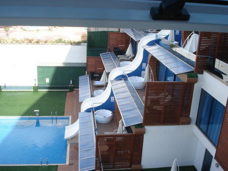 Suiten Mit Whirlpool Auf Der Terrasse Granada Luxury Okurcalar
