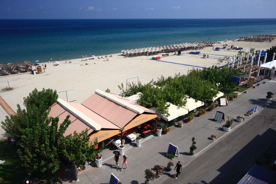 "Die Promenade morgens "" Evdion Hotel (Nei Pori) • HolidayCheck ..."
