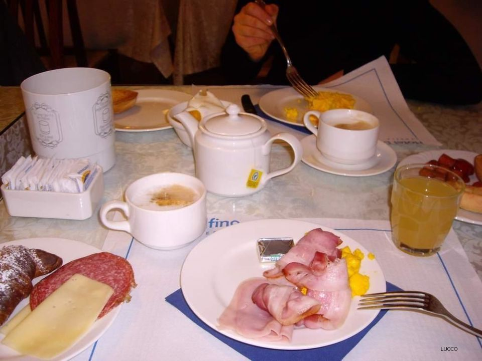 Śniadanko Quality Hotel Delfino Venezia Mestre