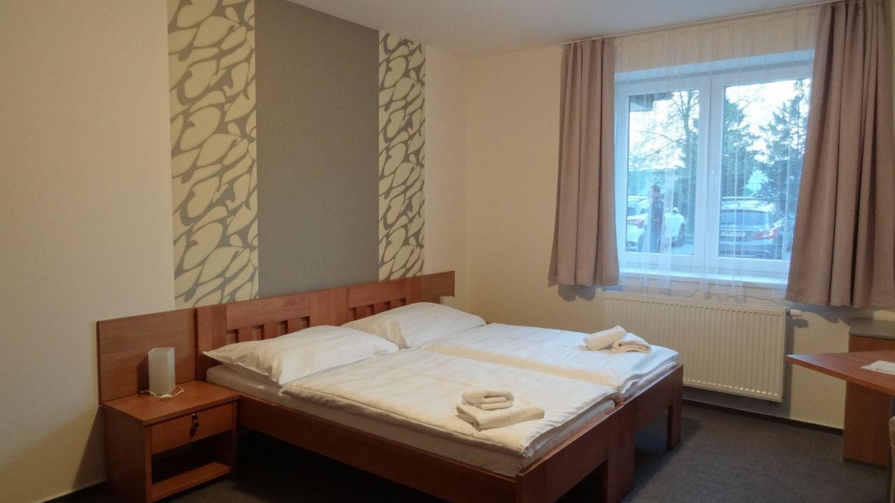 Pokój Garni Hotel Třeboň