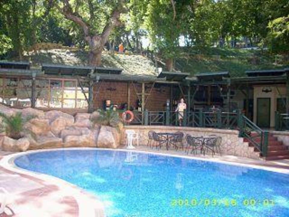 Der kleine Pool Hotel Grifid Arabella