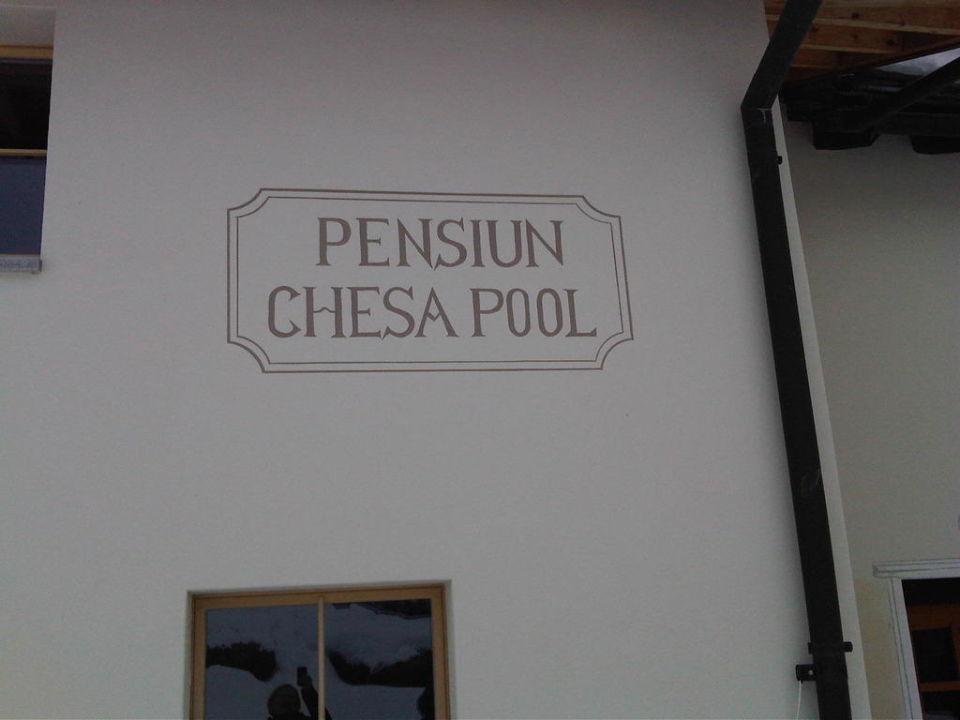 Sehr schön gelegen  Pensiun Chesa Pool