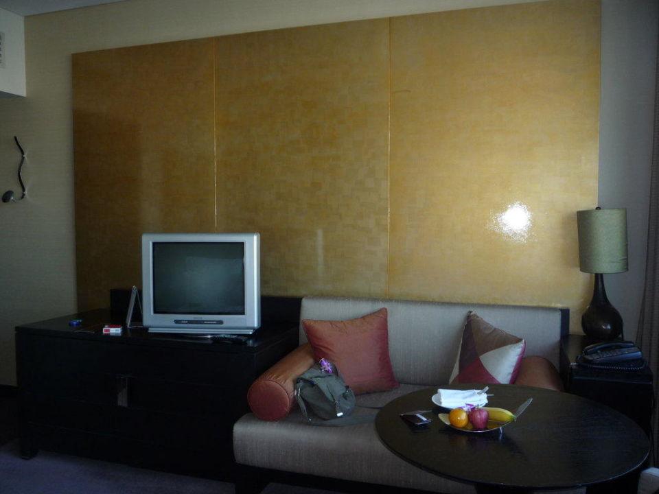 Sitzecke Millennium Hilton Bangkok