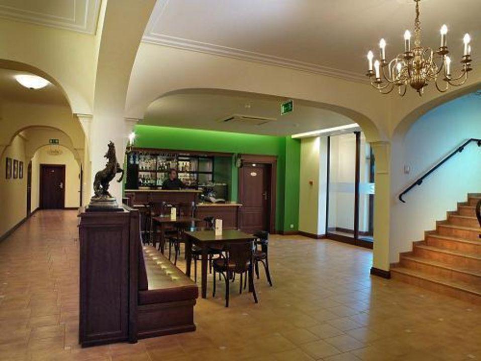 Hol hotelowy Hotel Kawallo