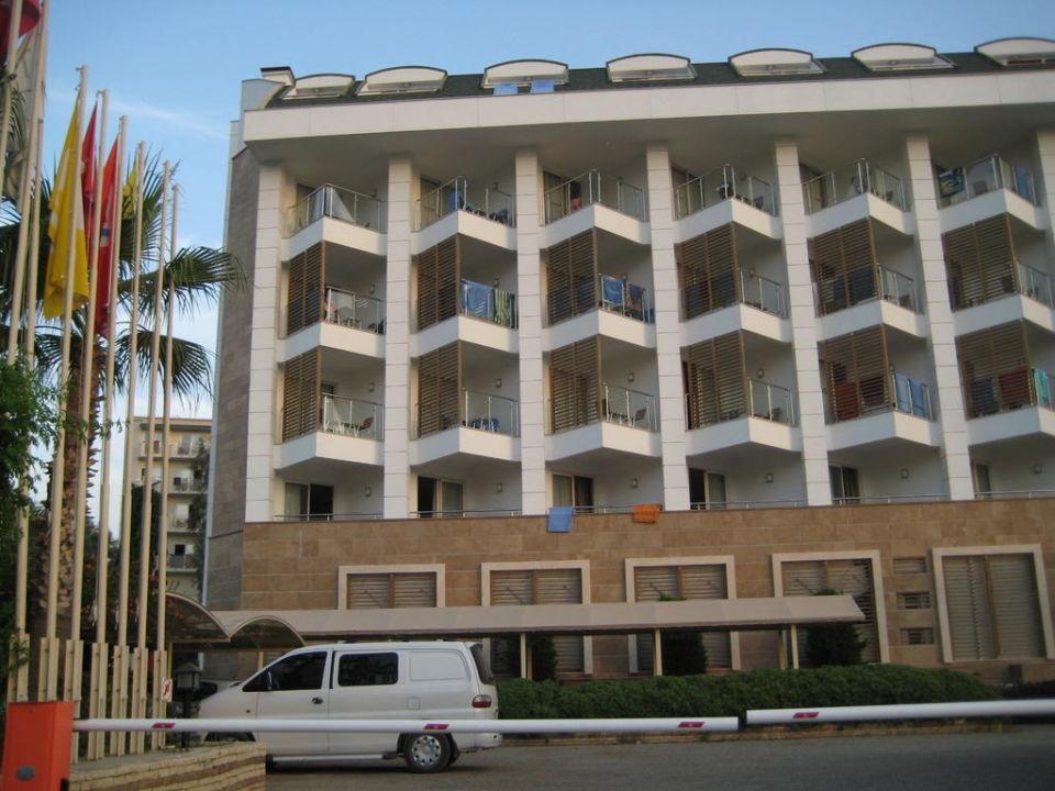 Außenansicht Trendy Palm Beach Hotel