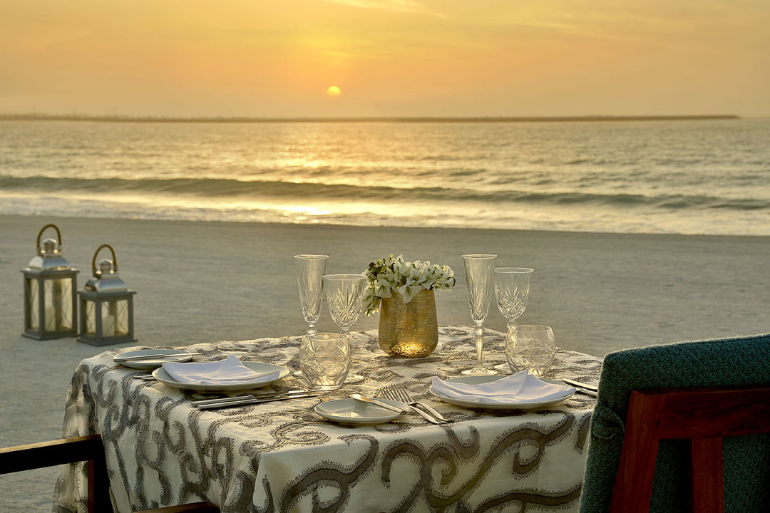 Strand The Ritz-Carlton Ras Al Khaimah Al Hamra Beach