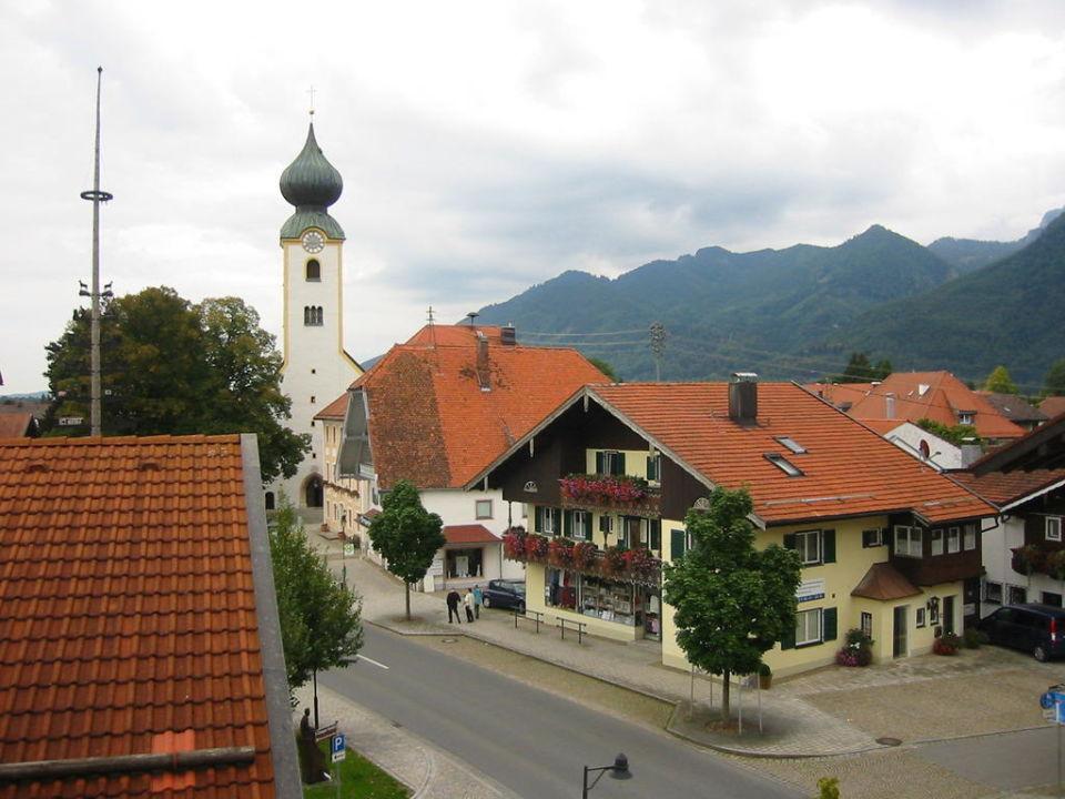 Ausblick Hotel Grassauer Hof  (geschlossen)