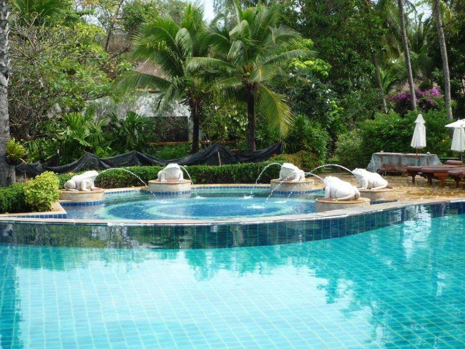 Poolanlagen Bandara Resort & Spa Samui
