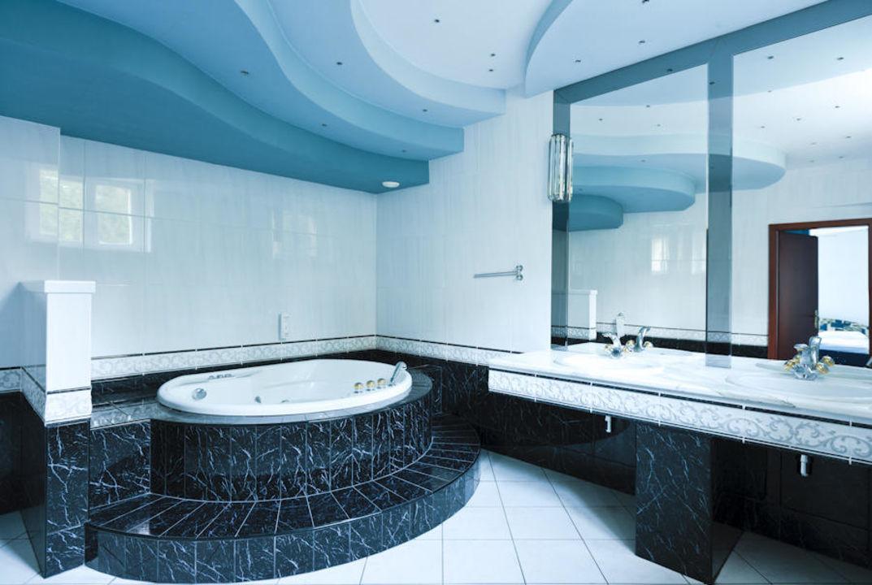 Łazienka w apartamencie Hotel Centralny