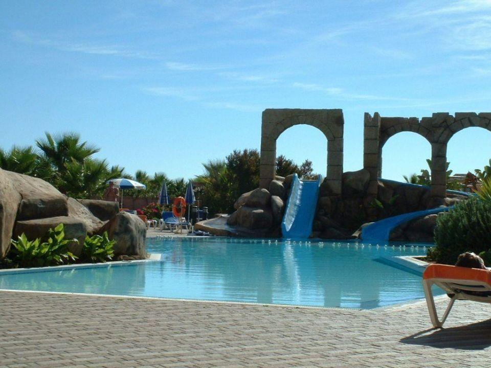 Der Pool von Playacanela Playacanela Hotel