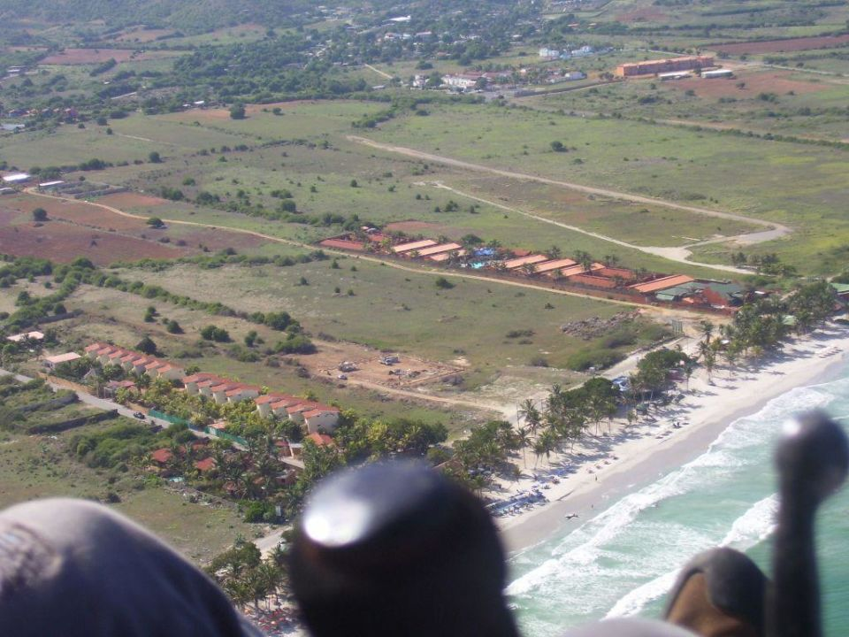 Hotel von oben Hotel Golden Paradise