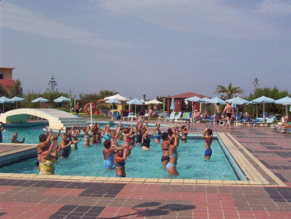 Pool Hotel Creta Star