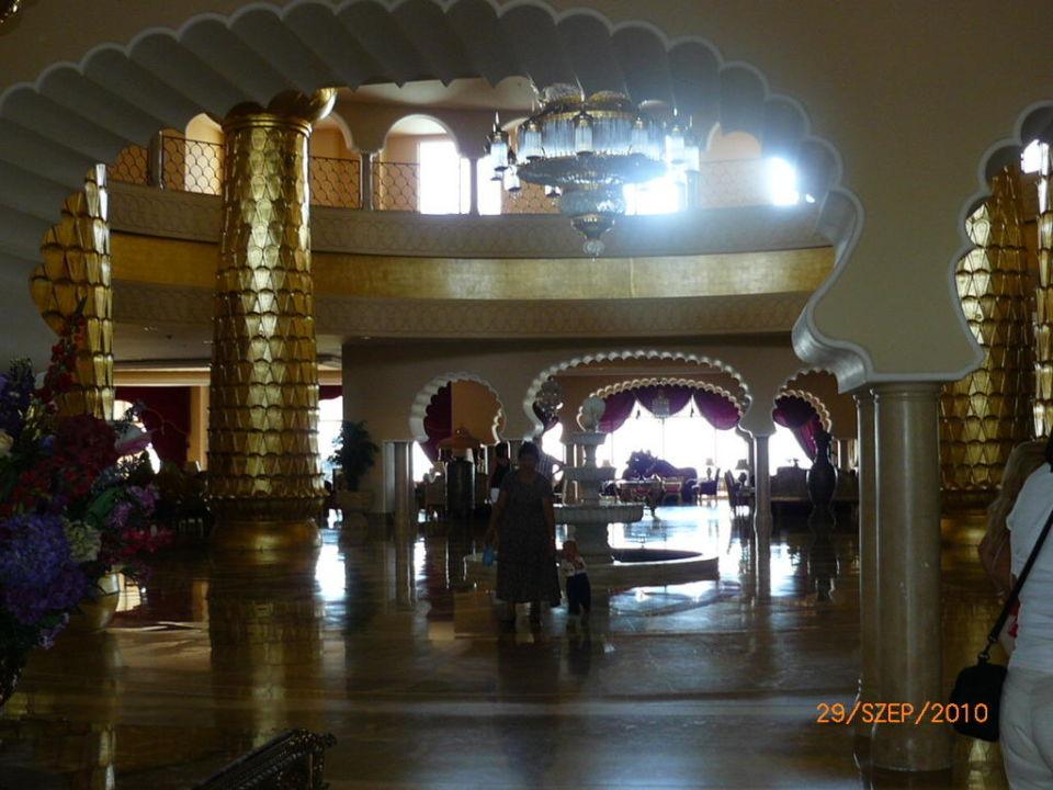 Lobby Spice Hotel & Spa