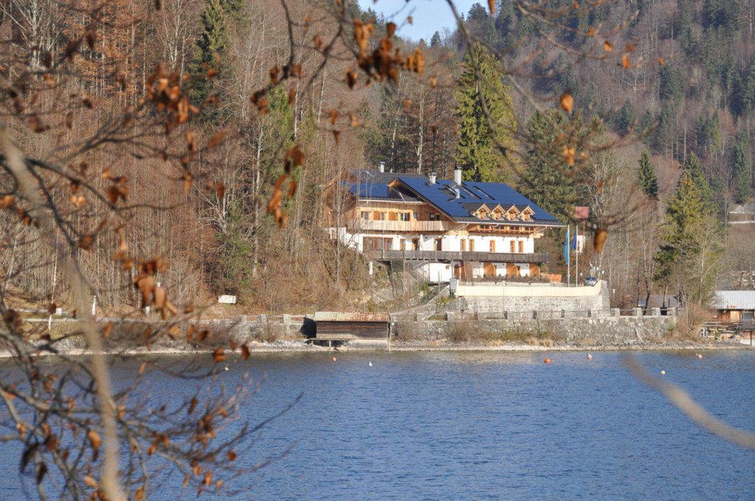 Idylle am Walchensee Hotel Karwendelblick