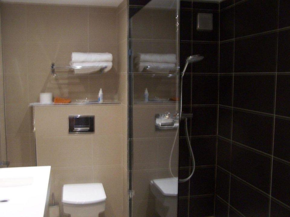 Badezimmer Las Gaviotas Suites Hotel