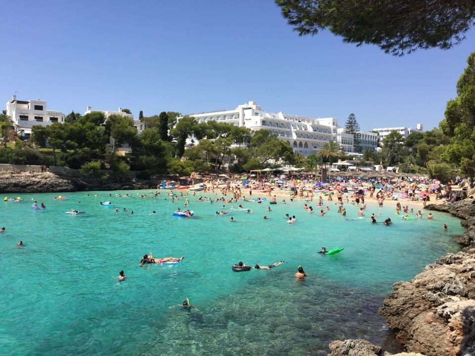 Hotel Rocador Cala D Or Mallorca