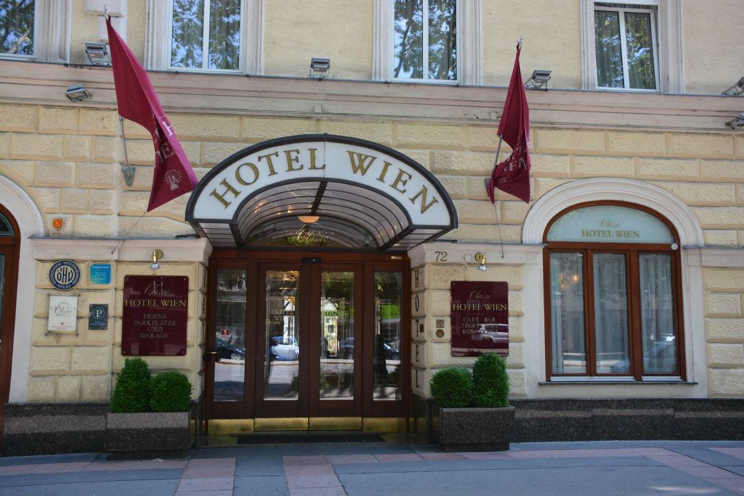 Clasic hotel wien austria classic hotel wien wien for 3 designhotel wien