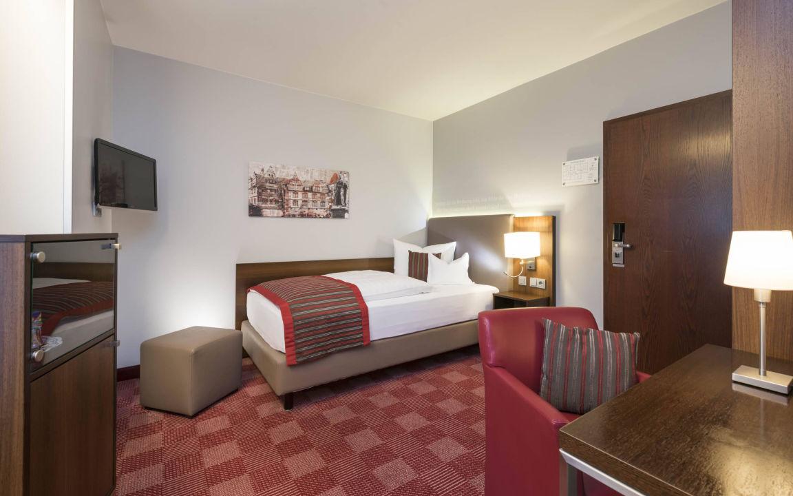 Einzelzimmer Standard Ringhotel Stadt Coburg