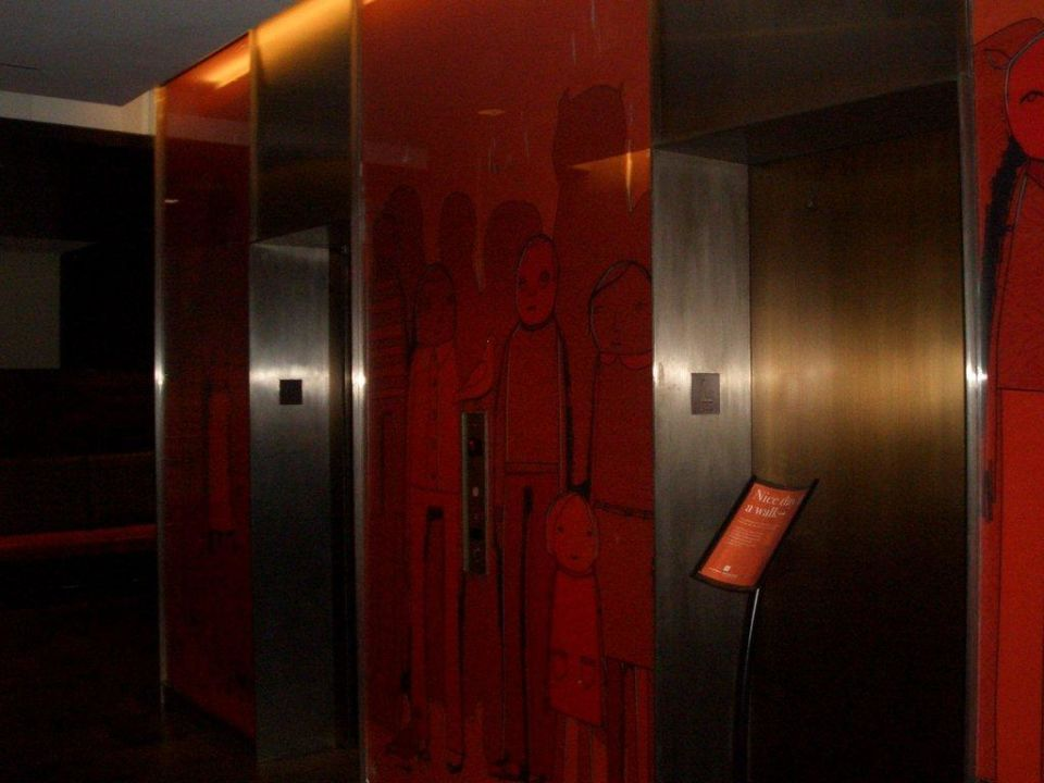 Die beiden King Size Betten Affinia Hotel Shelburne NYC