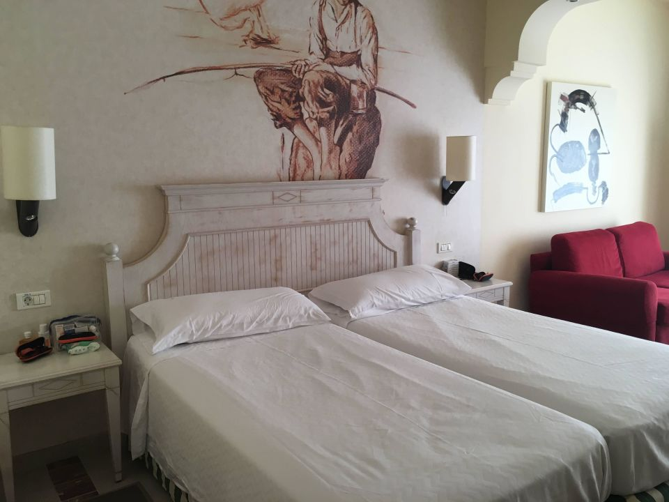 unser gem tliches bett lopesan villa del conde resort spa meloneras holidaycheck gran. Black Bedroom Furniture Sets. Home Design Ideas