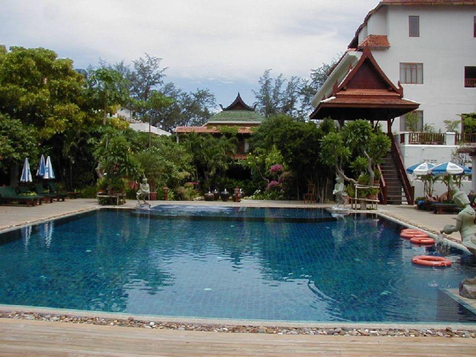 Hotel Baan Laimai - Patong Beach 05/2004 Hotel Baan Laimai Resort