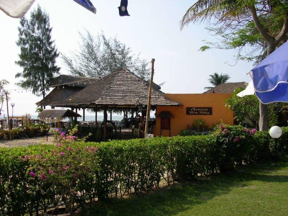 Strandrestaurant Hotel Beach Cha Am