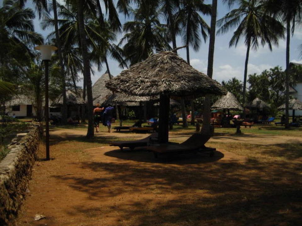 Garten Reef Hotel Mombasa