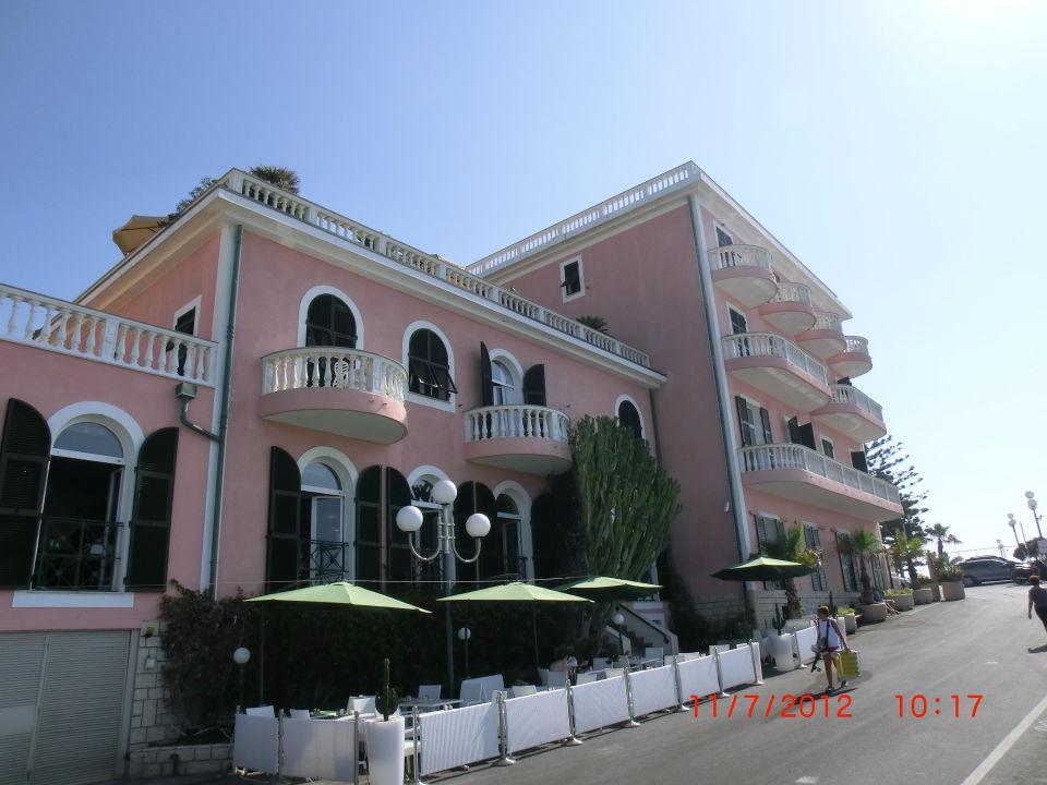 Frühstücksterrasse Hotel Piccolo Lido