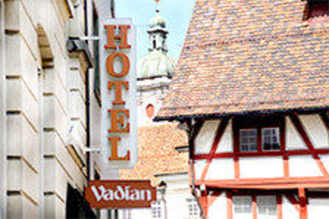 Hotel  - Gallusstrasse 36  Hotel Vadian