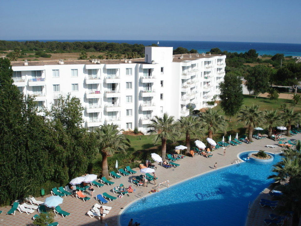 Allsun Hotel Orient Beach Bilder