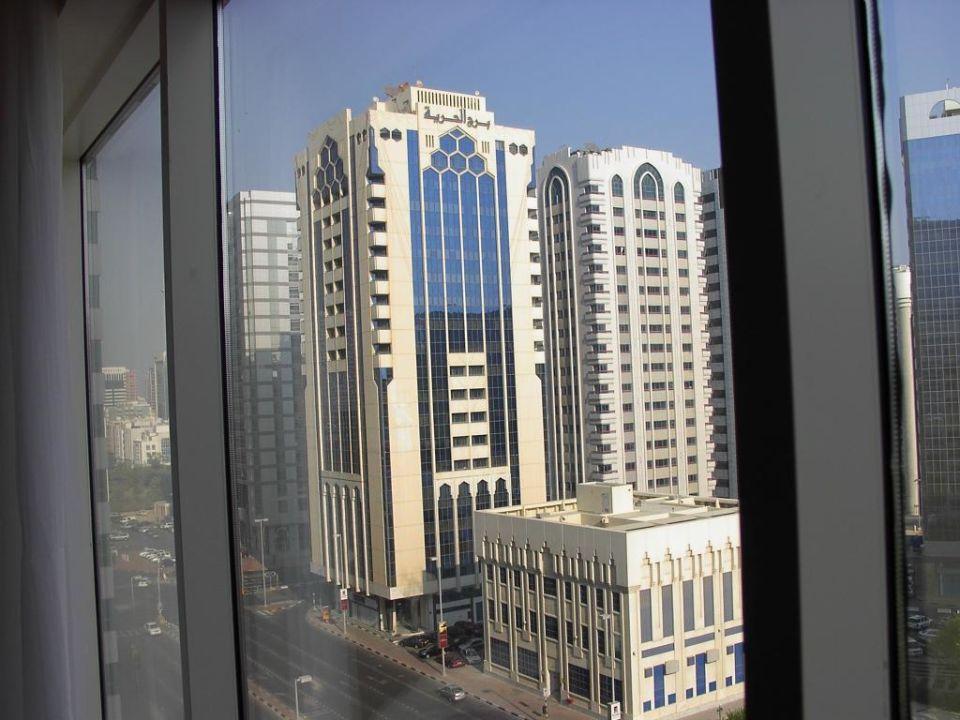 4. Aussicht Corniche Hotel Abu Dhabi