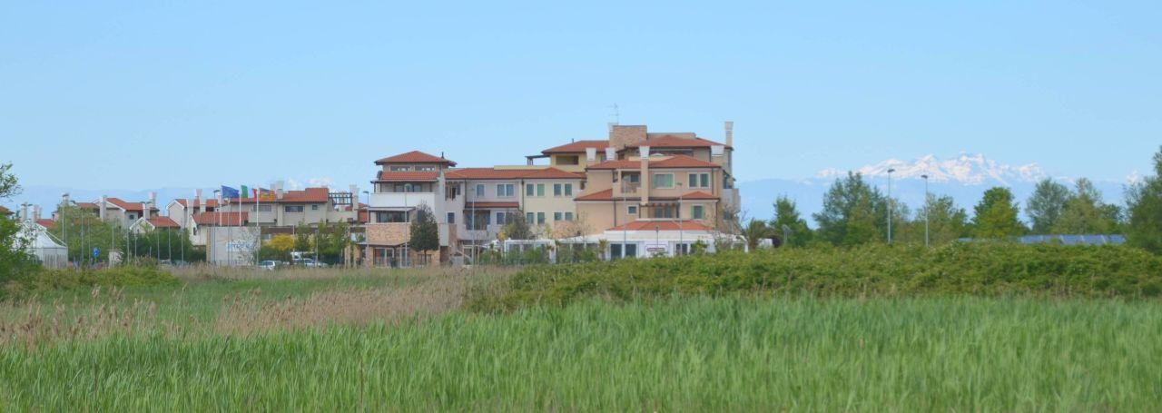 Anlage von außen 3 Villaggio Amare