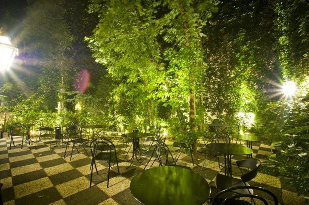 Bild jardin nuit zu hotel opera cadet in paris - Jardin romantique nuit perpignan ...