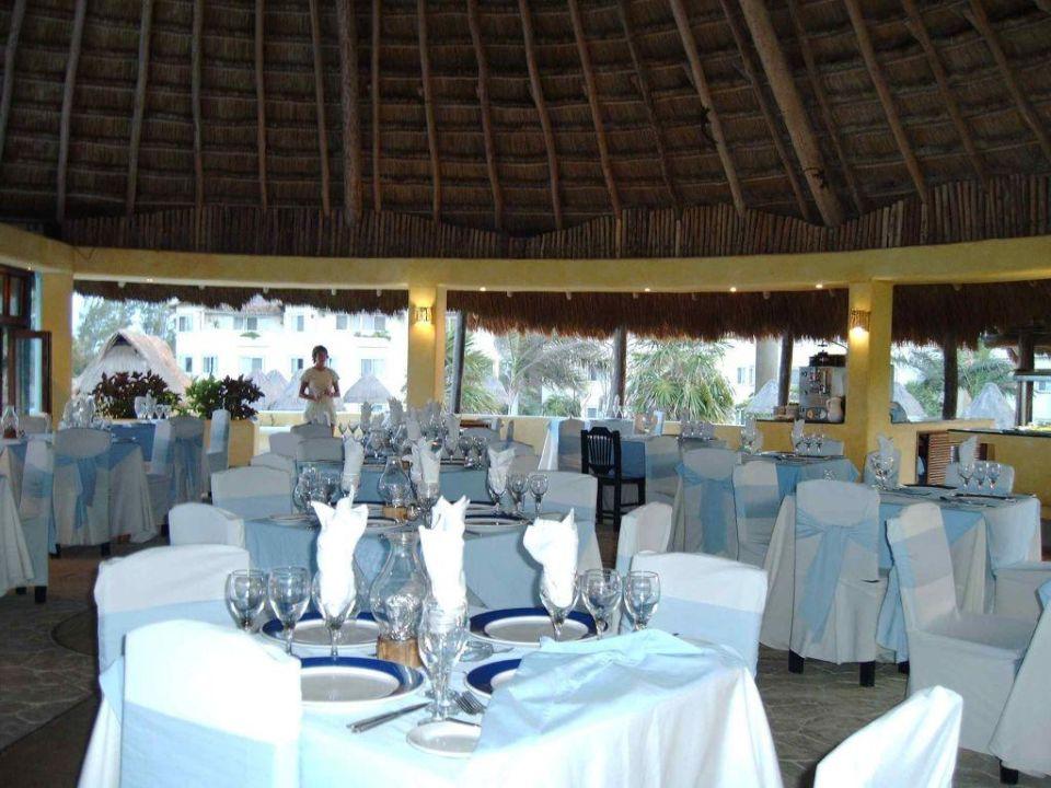 Mexicanisches Restaurant El Bandido im Hotel El Caracol Vill Sandos Caracol Eco Resort