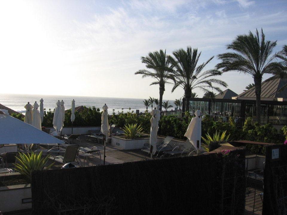 Ausblick vom Whirlpool Lopesan Costa Meloneras Resort, Spa & Casino